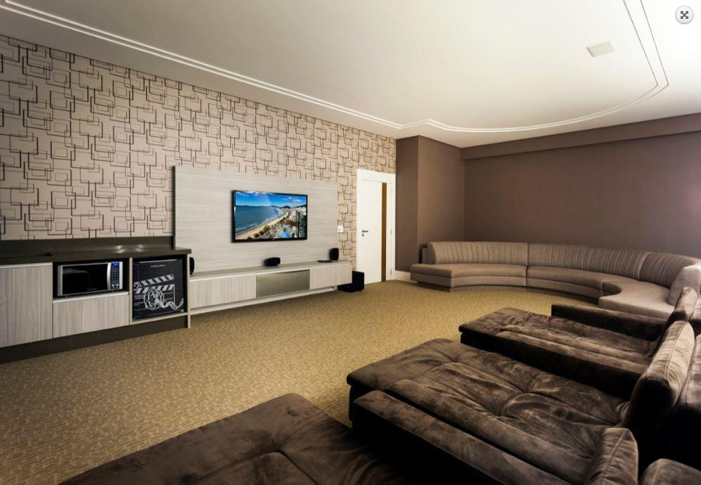 apartamento alto padrão mobiliado à venda, Centro, Itapema.