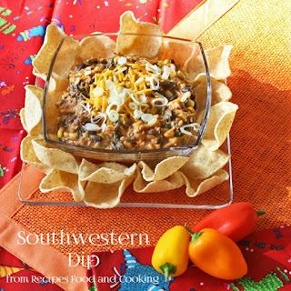 Southwestern Chicken Dip Recipes
