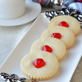 Glace Cherries Cookies Recipes