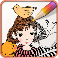 Anne Coloring Book For PC (Windows And Mac)