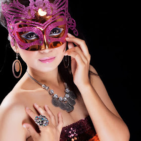 Beauty of Mask by Kristanda Junior - People Fashion