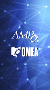 AMP/OMEA Conference - screenshot