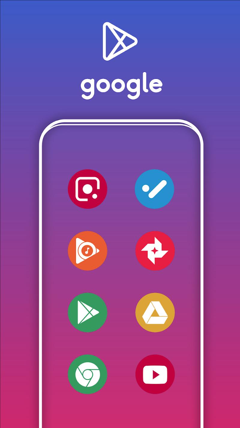 One UI Pixel - Icon Pack Screenshot 1
