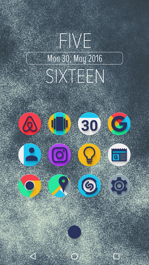 Almug - Icon Pack Screenshot 3