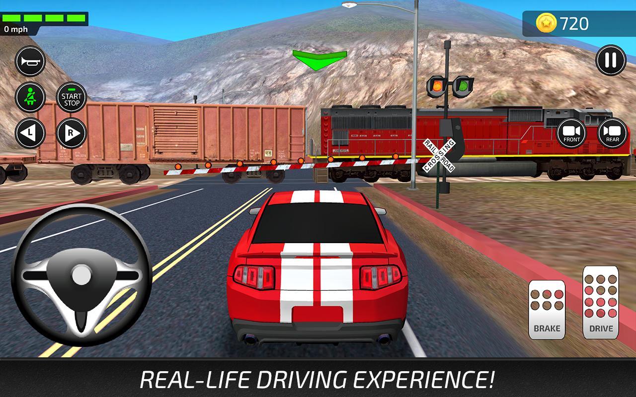 3d car driving simulator free download