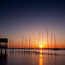 Sunset by Mann Renzef - Landscapes Sunsets & Sunrises ( sunsets,  )
