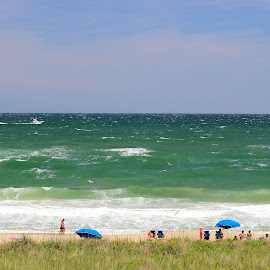 OBX by Chris Snyder - Landscapes Beaches ( water, obx, nc, outer banks, ocean, kill devil hills, beach, coast, north carolina )