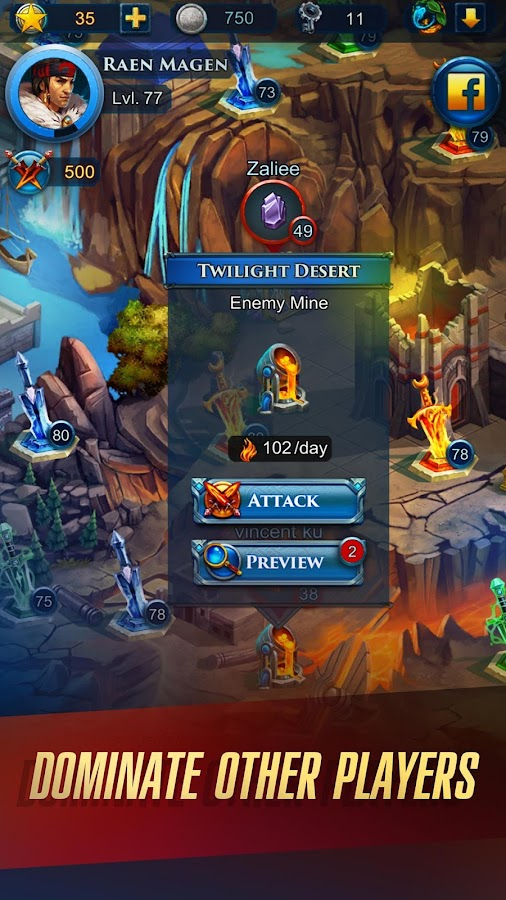 Defenders 2: Tower Defense CCG Screenshot 3