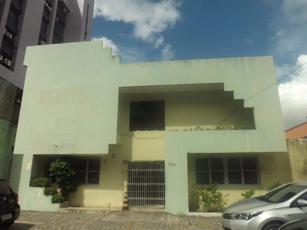 Ponto comercial para locação, Centro, João Pessoa.