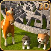 Free Amazing Pets Maze Simulator APK for Windows 8
