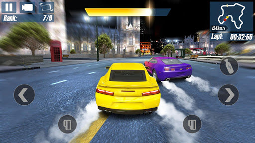 Real Road Racing-Highway Speed Car Chasing Game For PC