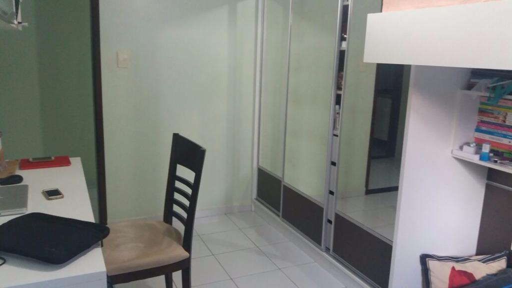 Casa residencial à venda, Bairro dos Ipês, João Pessoa - CA1296.