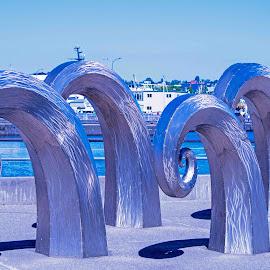 Seattle Locks by Will McNamee - Artistic Objects Still Life ( mcnamee2169@yahoo.com, danielmcnamee@comcast.net, ronmead179@comcast.net, aundiram@msn.com,  )