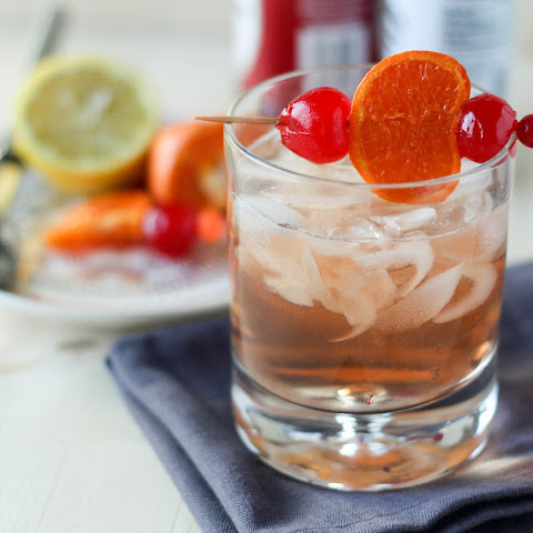Old Fashioned Cocktail (Wisconsin Style Sweet)