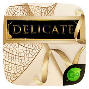 Delicate GO Keyboard Theme for PC-Windows 7,8,10 and Mac