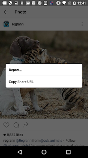 Savegrann- Save Instagram Pics - screenshot