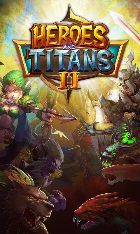 Heroes and Titans 2 Screenshot