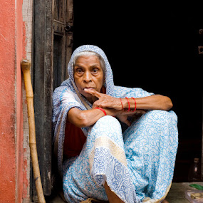 by Santosh Pandey - People Portraits of Women