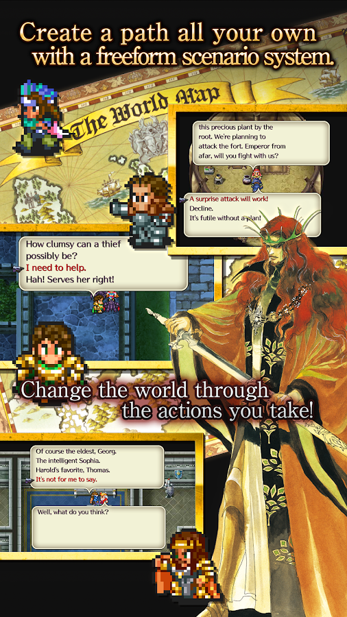 Romancing SaGa 2 Screenshot 9