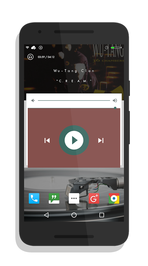 X Cards V2 for KLWP Screenshot 3
