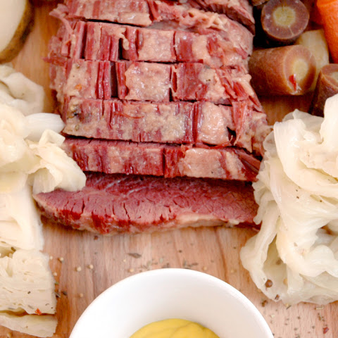 ​Corned Beef and Cabbage (and carrots and potatoes)