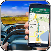 GPS Navigation, Maps, Directions, Route Finder