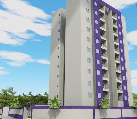 Apartamento com 2 dormitórios à venda, 60 m² por R$ 228.000 - Jardim Residencial Ravagnani - Sumaré/SP