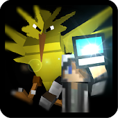 Adventures of Pixel M.O.N APK for Bluestacks