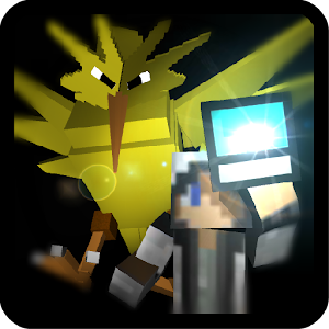 Game Adventures of Pixel M.O.N APK for Windows Phone