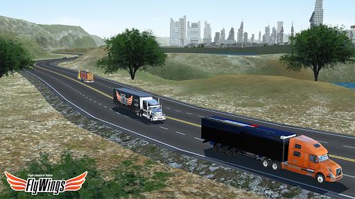 Truck Simulator 2016 Game - screenshot