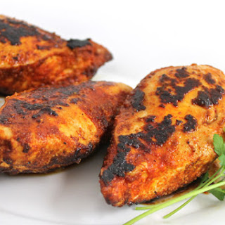 Easy and Fabulous Blackened Chicken Breasts
