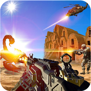 Download Sci Fi Monster Waves Killer 3D for PC