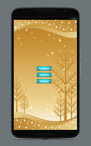android Christmas Bubble Shooter Delta Screenshot 1