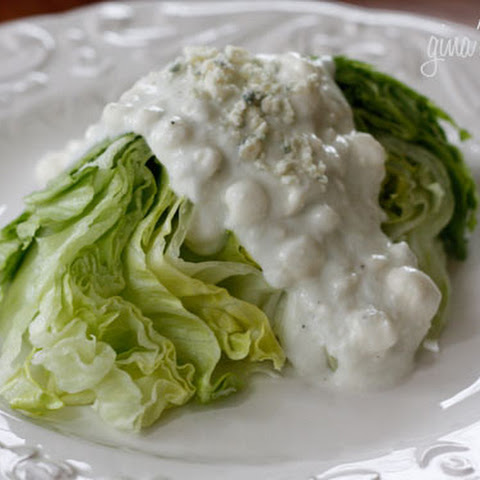 Low Fat Creamy Blue Cheese Dressing