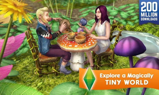The Sims FreePlay APK for iPhone