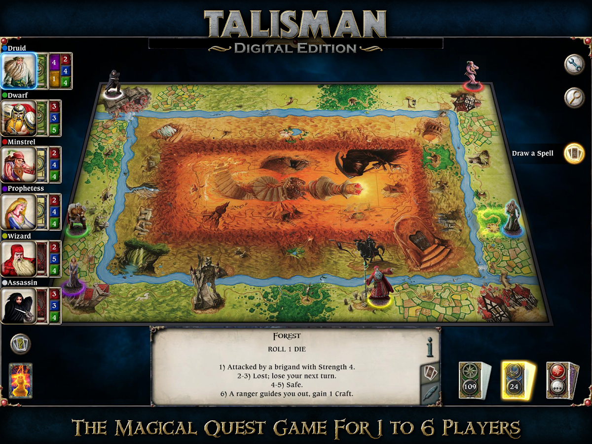 Talisman Screenshot 0