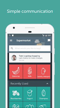 Bring! Shopping List APK screenshot thumbnail 5