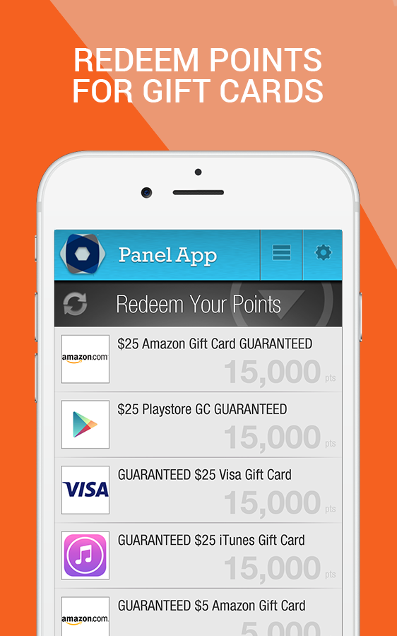 Panel App - Prizes & Rewards Screenshot 3
