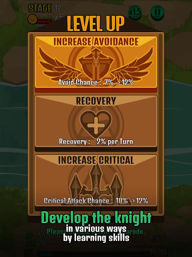 Amidakuji Knight - screenshot