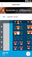 Screenshot of KLM - Royal Dutch Airlines