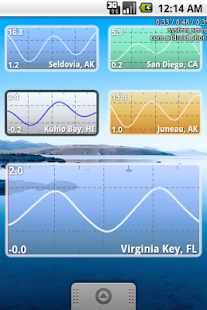 AndroTide screenshot for Android