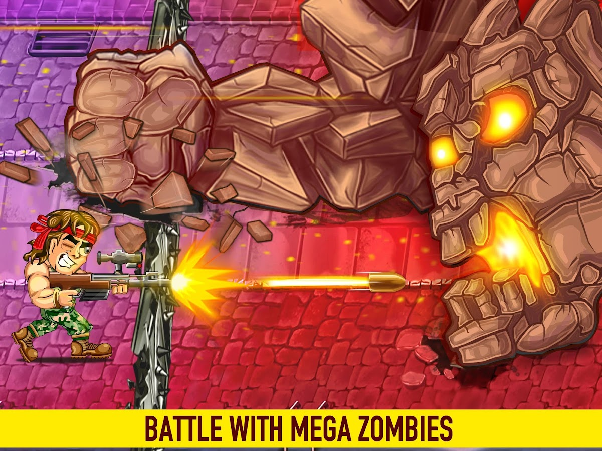 Last Heroes - Explosive Zombie Defense Shooting Screenshot 10