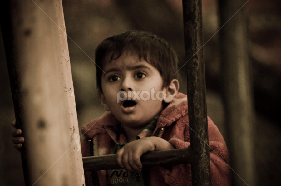 by Sankha Ghose - Babies & Children Children Candids
