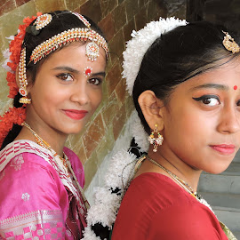 PRIYANKA N KOHILIKA by SANGEETA MENA  - People Portraits of Women