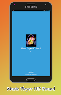 Music Player HD Sound - screenshot