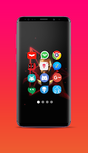 Supercons - The Superhero Icon Pack Screenshot