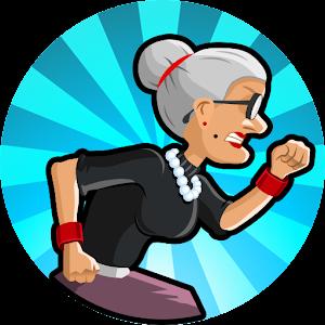 Angry Gran Run - Running Game For PC (Windows & MAC)