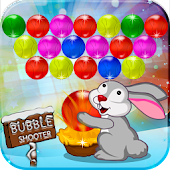 Game Bubble Shooter 2017 Bunny Adventures APK for Windows Phone