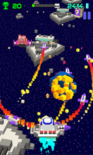 Shooty Sky Hero- Arcade Flight- screenshot thumbnail