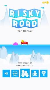 Free Risky Road APK for Windows 8